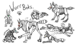 Wurrbots by Lemonade4Jessa