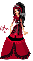 Belva's Princess Ball Dress! by Natalia-Enchantix