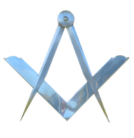 Metal Masonic Symbol PNG by jojo22