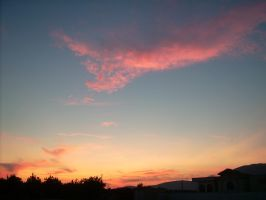 Sunset in Campania by Lemures87