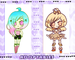 Adoptables #14 - CLOSED by Buumie