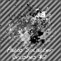 Pato's Splatter Brush 2 by pato92