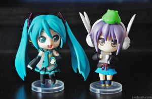 Nendoroid-Petit: Exclusives by ShinCT