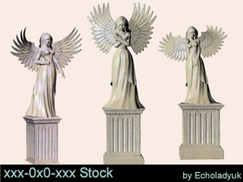 Statues2 pack of 3 by xxx-0x0-xxx