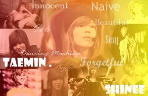 LEE TAEMIN Compilation Pictures ver 2 by Koeno77Shiro