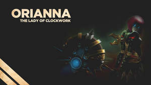 Orianna Wallpaper by Welterz