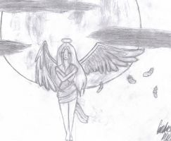 Angel in the Night by sesshyxrin-supporter