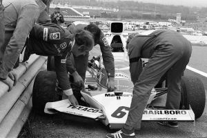 Denny Hulme (Spain 1974) by F1-history