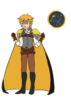 King // Sailor Altair of the Aquila Constellation by iCheddar