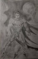 The Man of Steel by vengaza