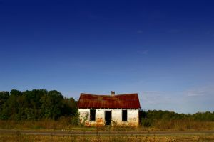 The Sharecroppers House by thegreatstereopticon