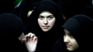 iran women by MahiraBatool