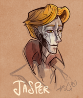 Dolls of New Albion - Jasper by rosy-GingerPear