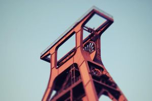 Industry Germany - Colliery by Neurath-Art