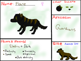 Flare Ref by ththunderstorm