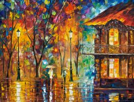 17 High resolution by Leonid Afremov by Leonidafremov