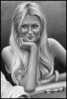 Paris Hilton by D17rulez