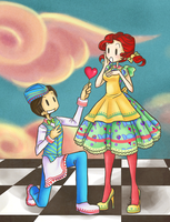 Candy Lovers by princessdabby
