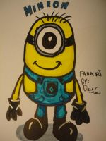 minion by Danieladanix