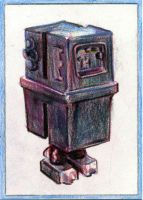 Gonk Sketchcard by RobD4E