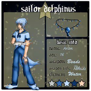 For the Sailor Constellations