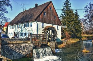 watermill by rayxearl
