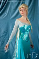 Frozen: Elsa Cosplay(2/2) by Nko-ennekappao