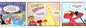 Elmo's Show by thweatted