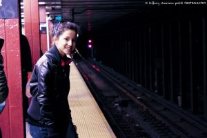 Maria Hearts the Subway by As-3