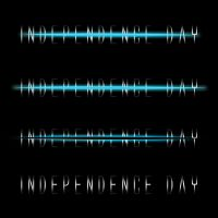 Independence Day set two by dichotomies