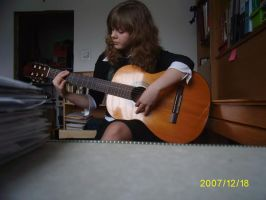 me with guitar by mayq5