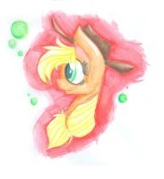 MLP:FIM Applejack (test) by CranberryMint