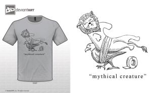 quote Mythical Creature unquote by jmardesigns