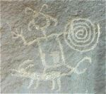 Petroglyph guy by griffinlady