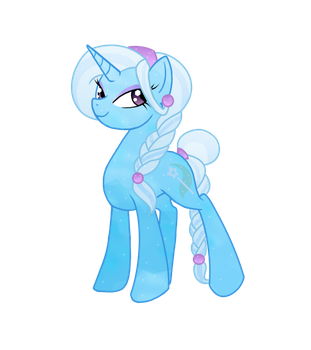 Crystal Trixie by MyHysteria