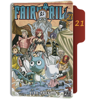 Tome21 Fairy Tail by sostomate9