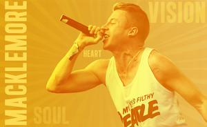 Macklemore - The Voice by KamesG