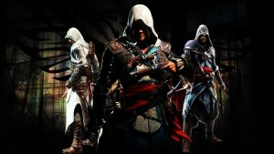 Assassin's creed with Edward Kenway Wallpaper by HaitemHaider