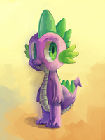 Spike by Mewball
