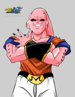 Super Buu Finished by kingvegito