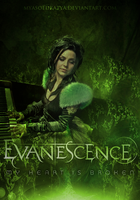 Evanescence - My Heart Is Broken (Green Version) by catherine2207