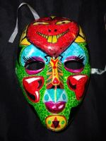 Mask 1 by Germanicus-Fink