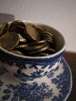 365.031: Cup of Coins by linderel