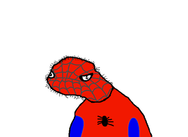 Spoderman by PaintArtist00