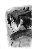 Sasuke by MegaDrawer02