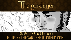 The gardener - CH01P28 by Marc-G