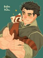 Bolin and Pabu by freestarisis