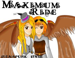Steampunk Max and Max by ALostSoul13
