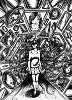 Hall of Self-Reflection by Noidatron