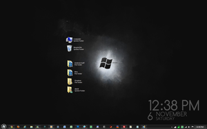 Desktop Screenshot - 11.06.10 by leejuhn